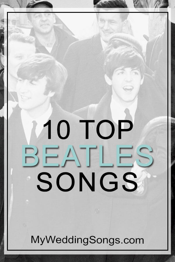 top Beatles songs