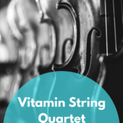 Vitamin String Quartet Wedding Songs Instrumental Favorites