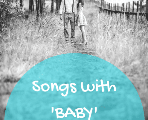 baby songs with baby in the title