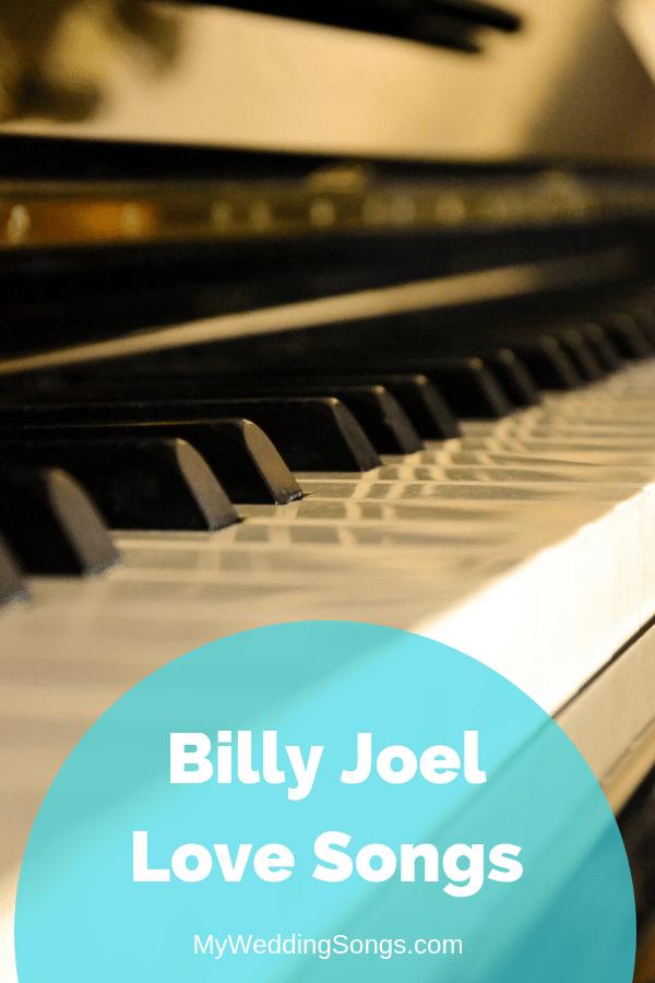 billy joel love songs