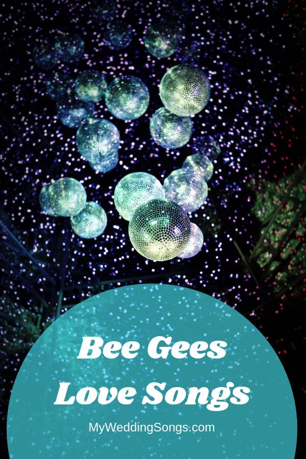 bee gees love songs