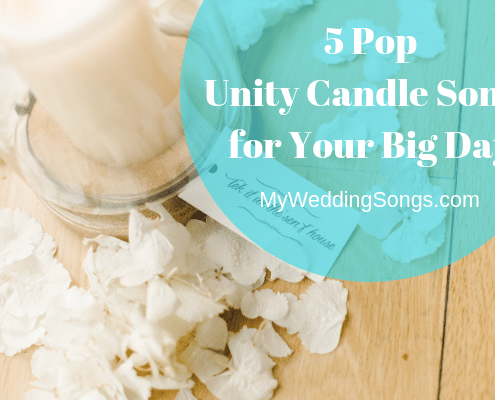 pop unity candle songs