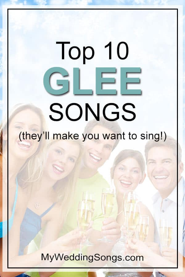 Top 10 Glee Cast Songs
