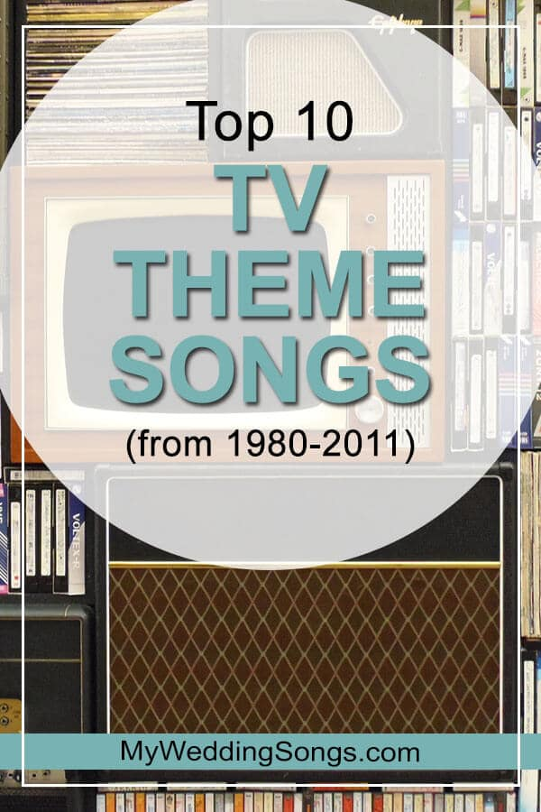 Top TV Theme Songs