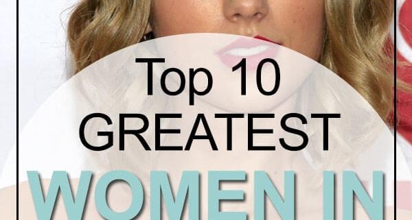 Greatest Women In Music