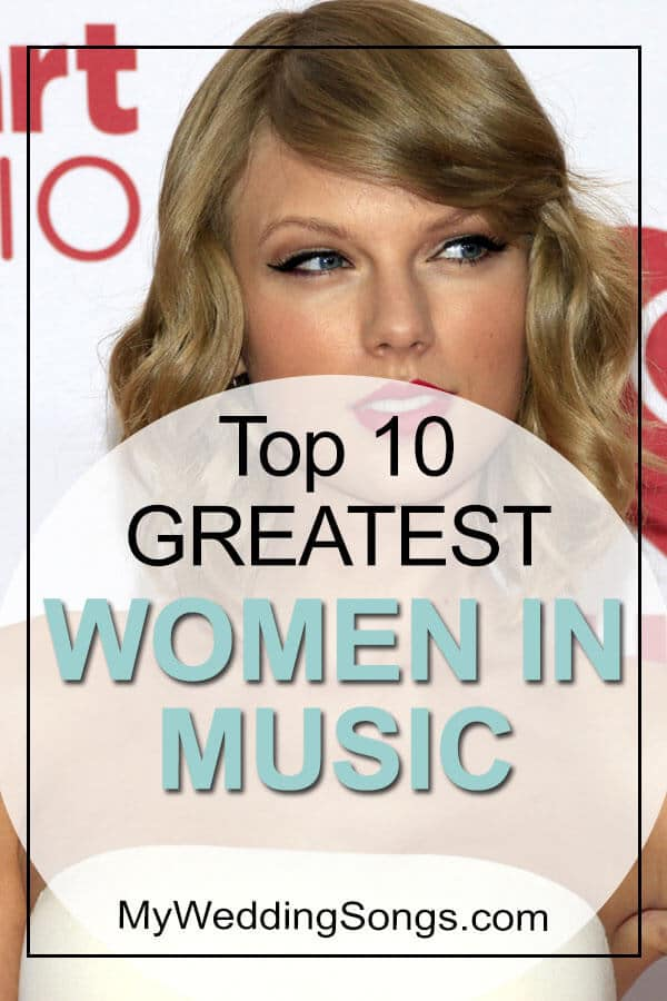 Greatest Women In Music