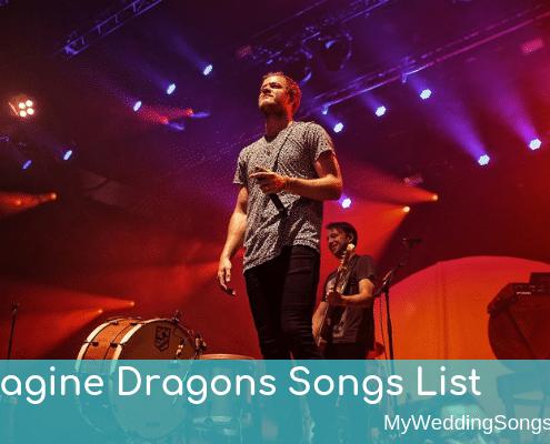 imagine dragons songs list
