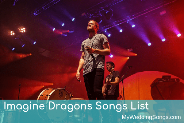 imagine dragons songs list