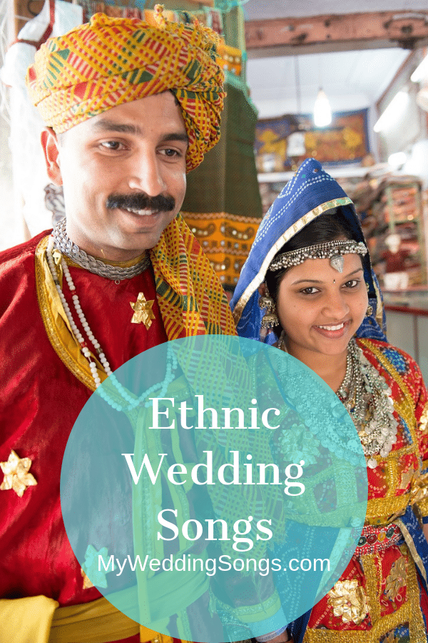 ethnic wedding songs