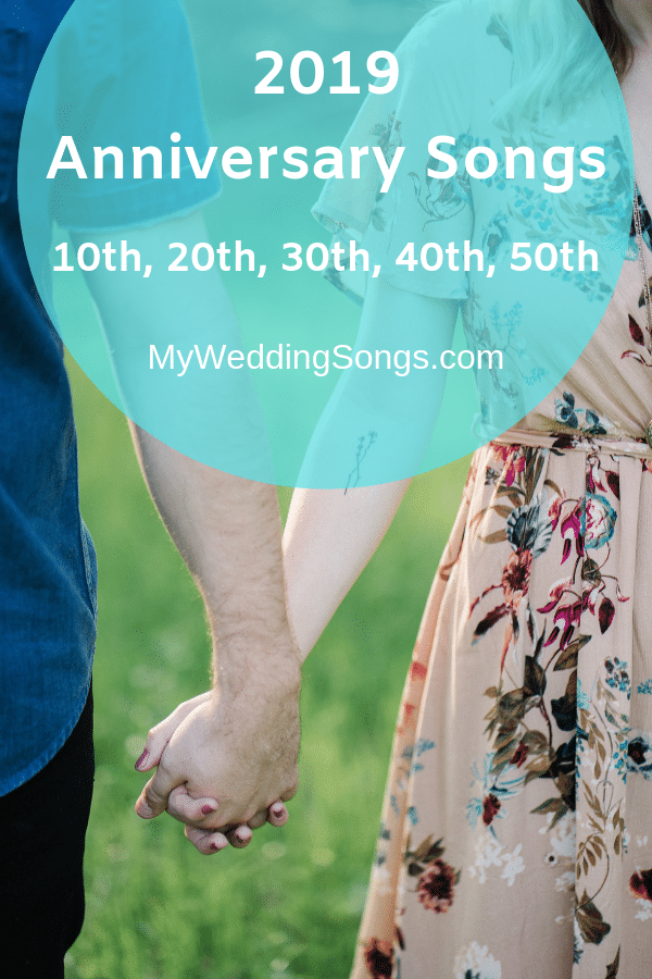 2019 anniversary songs