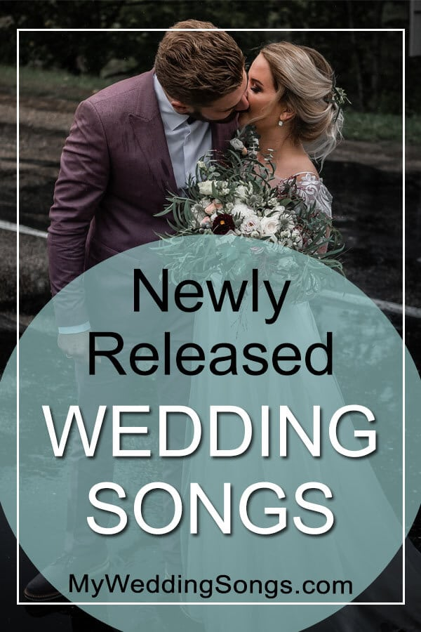 newly released wedding songs