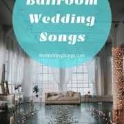 Ballroom Dance Wedding Song Lists