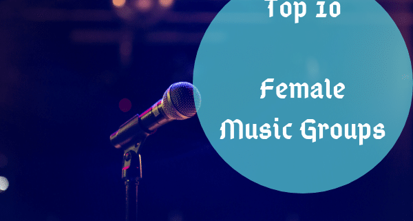 top female music groups