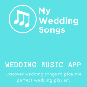 wedding music app