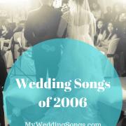 2006 Wedding Songs With I Call It Love & My Wish