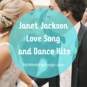 Janet Jackson Love Songs and Dance Hits For Weddings