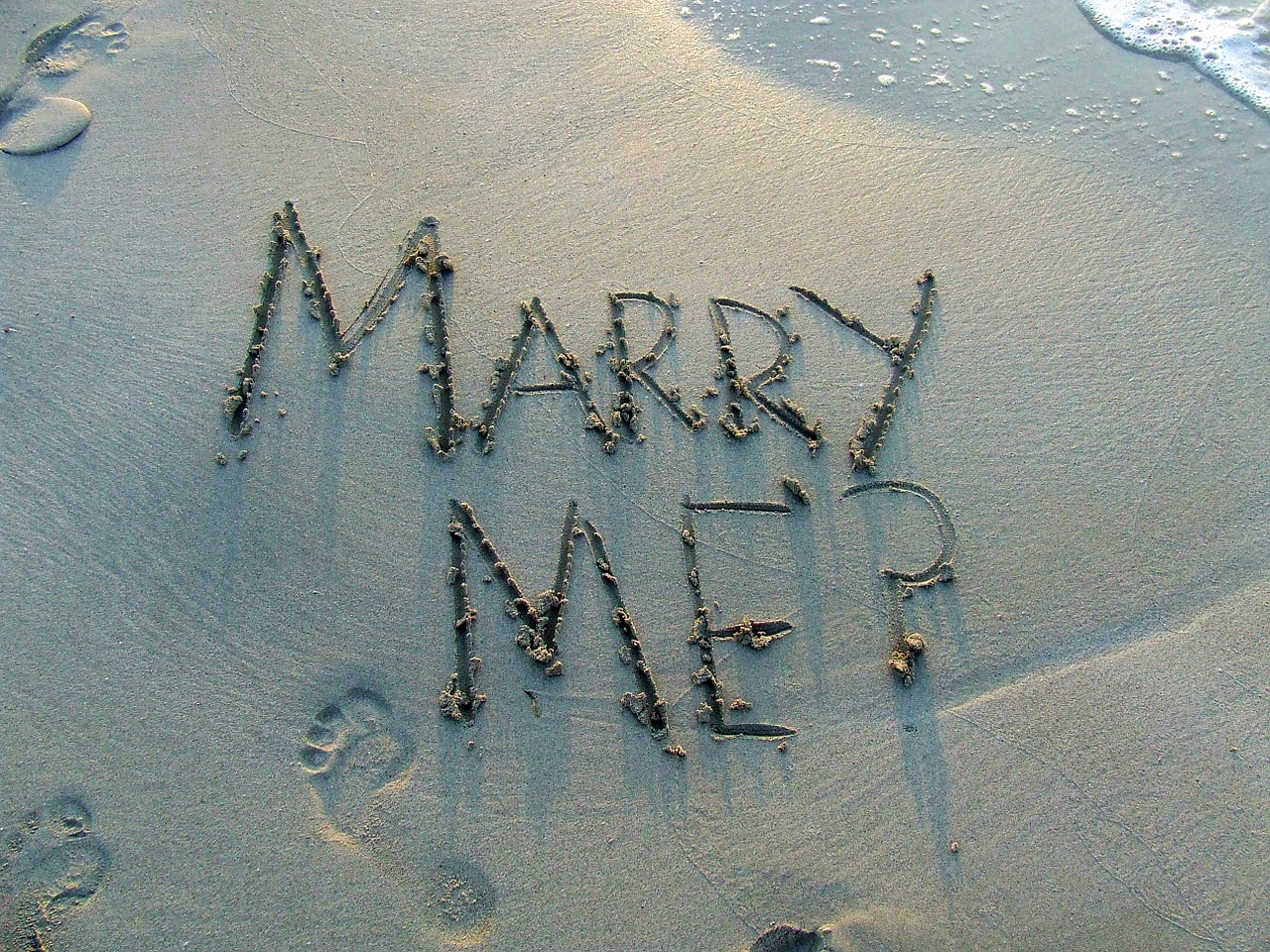 marry me proposal