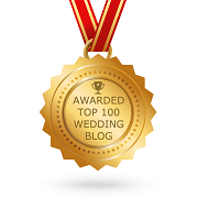 top wedding blog award