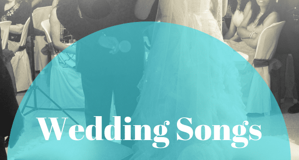 1960 wedding songs