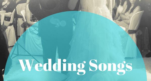 1962 wedding songs