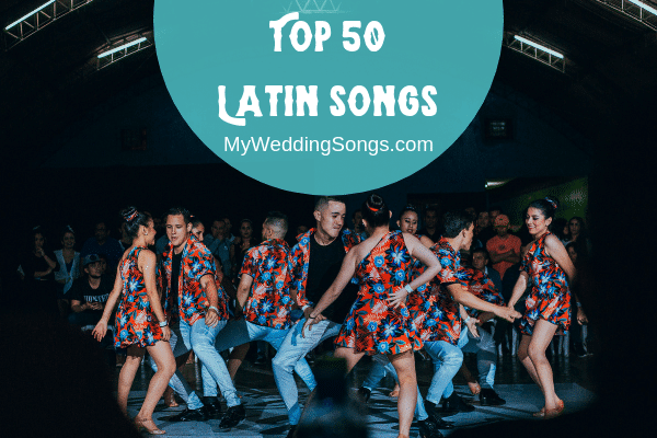 Spanish wedding songs