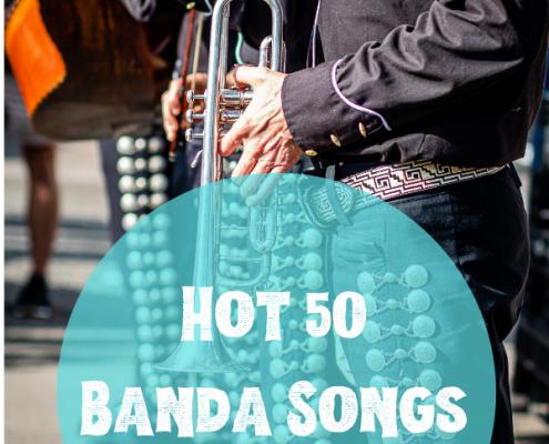 current banda songs