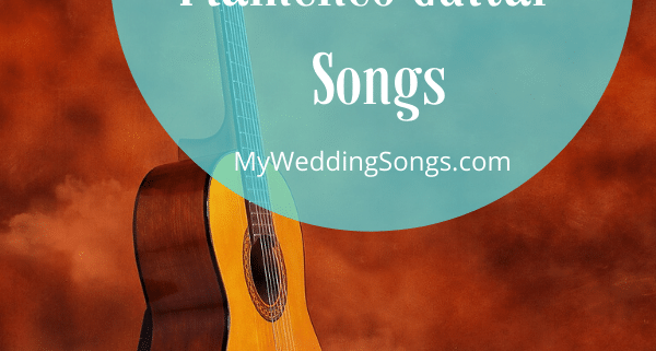 spanish flamenco guitar songs list