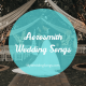 aerosmith wedding songs