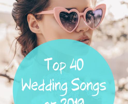 wedding songs of 2019