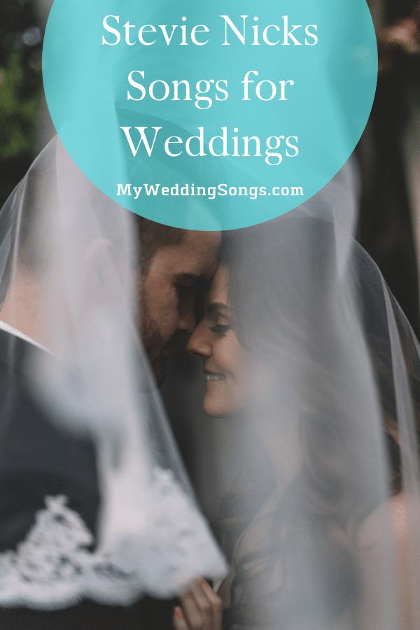stevie nicks wedding songs for love