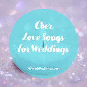 Cher love songs