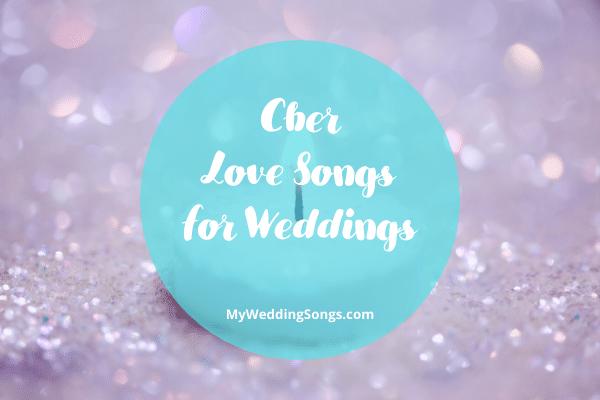 Cher love songs