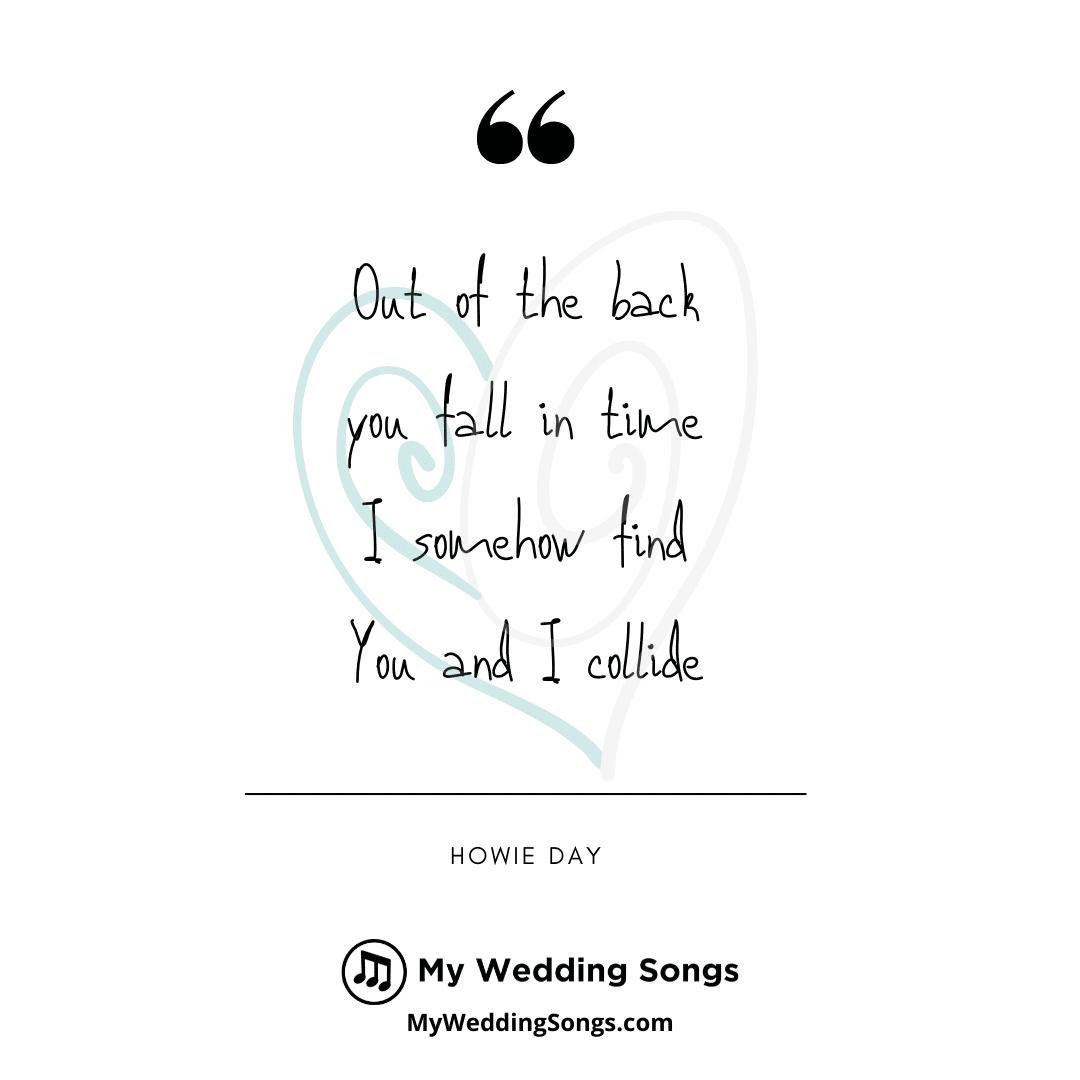 Romantic Wedding Song Lyric Quotes Images My Wedding Songs