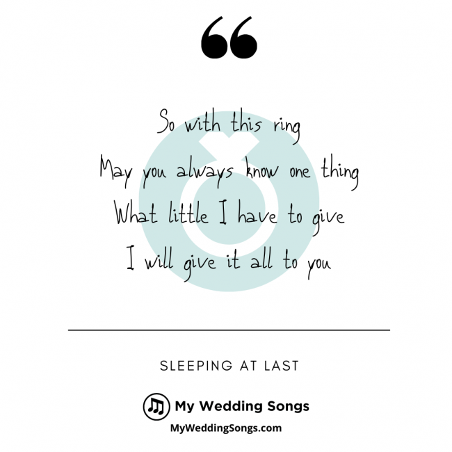 dear true love lyric quote
