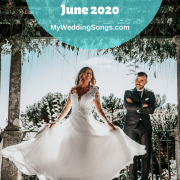 New Wedding Songs June 2020