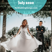 New Wedding Songs July 2020