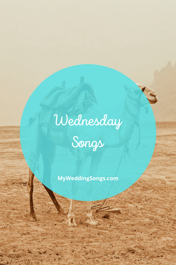 Wednesday songs