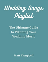 wedding songs playlist cover