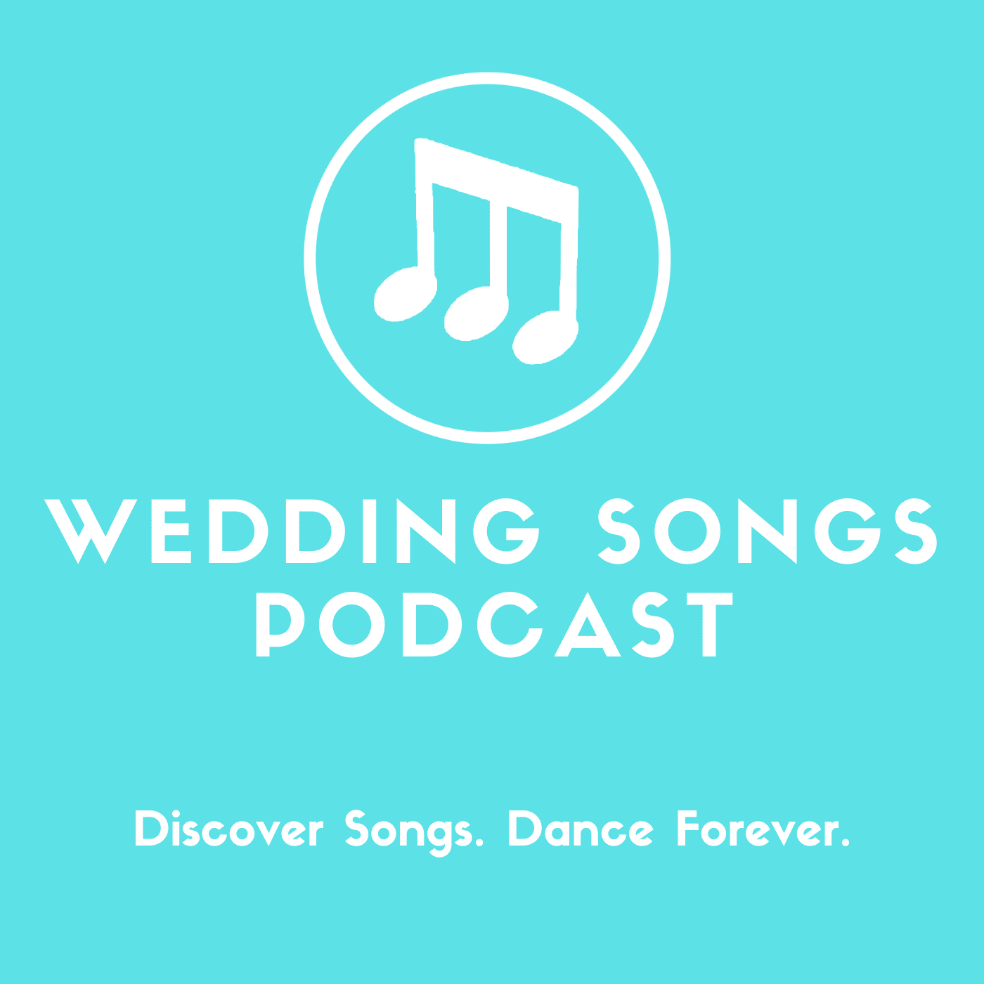Wedding Songs Podcast Logo