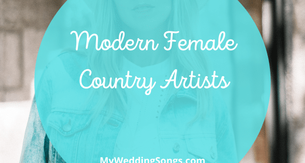 Modern Female Country Artists USA