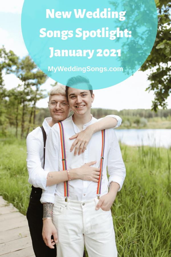 New Wedding Songs January 2021