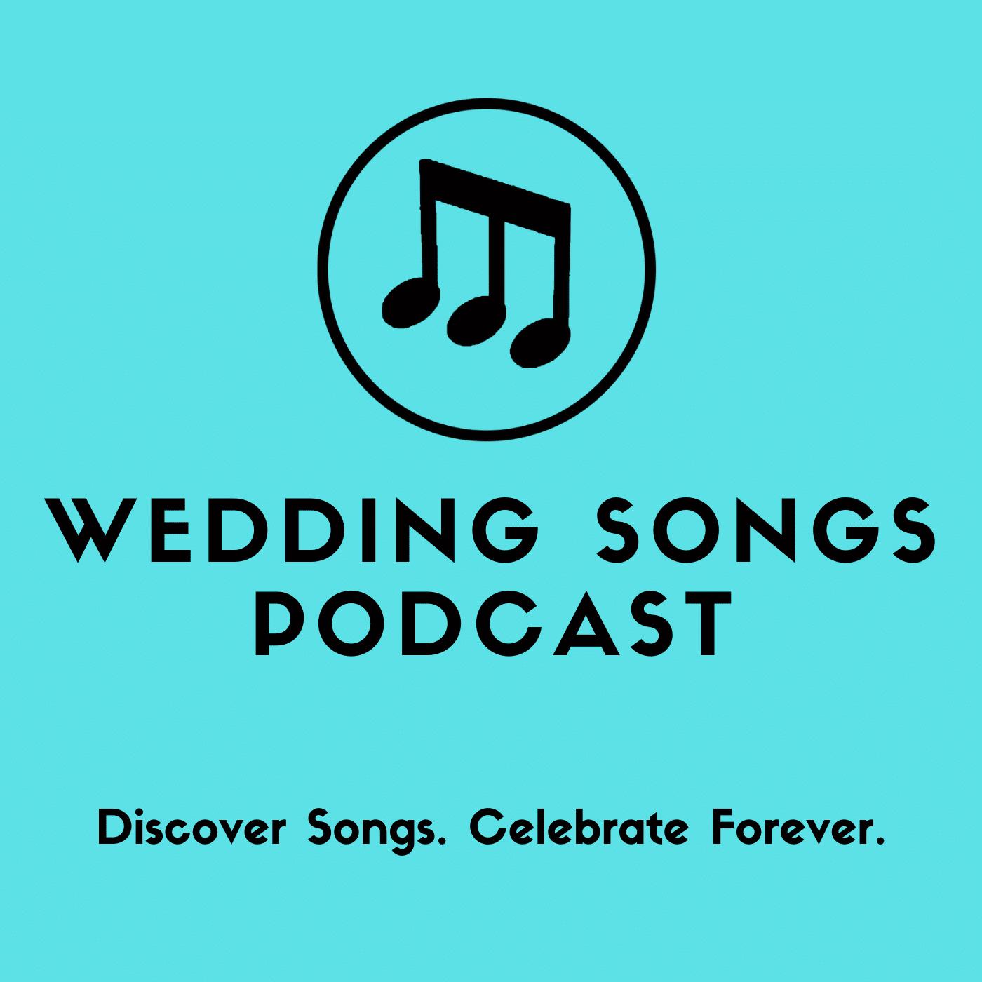 Wedding Songs Podcast Logo