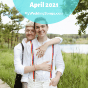 New Wedding Songs April 2021