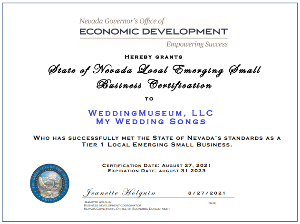 NV Emerging Small Business